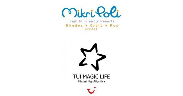 Πρακτική άσκηση 2019 στον όμιλο ξενοδοχείων Mikri Poli Resorts and TUI MagicLife Plimmiri/Atlantica